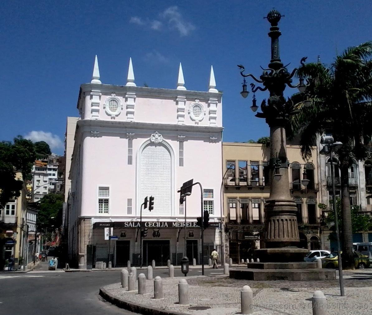 Sala Ceicilia Meireles